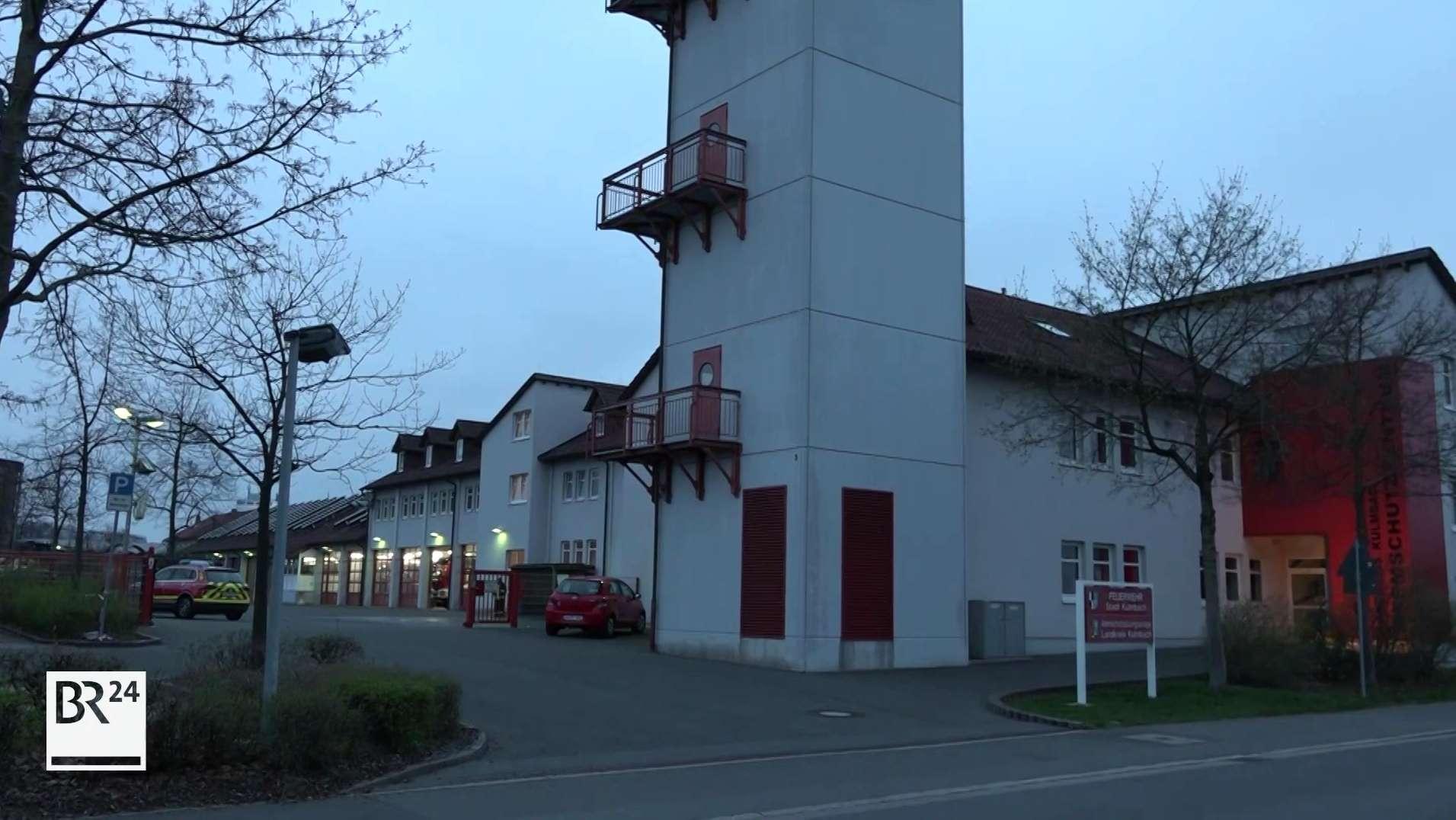 Feuerwehrhaus in Kulmbach