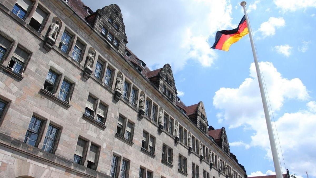 Justizgebäude Nürnberg-Fürth