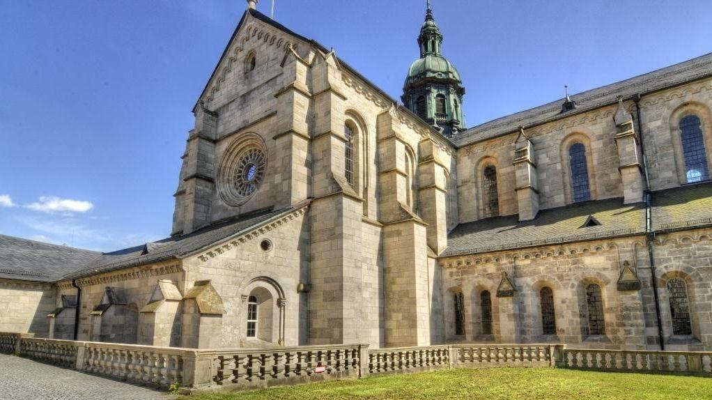Kloster Ebrach im Landkreis Bamberg