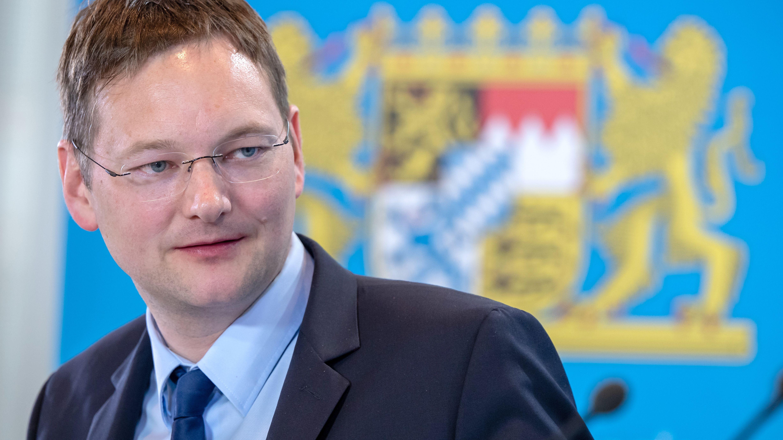 Verkehrsminister Hans Reichhart
