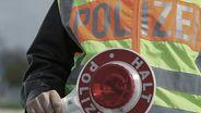 Polizeikontrolle.   Bild:pa/dpa
