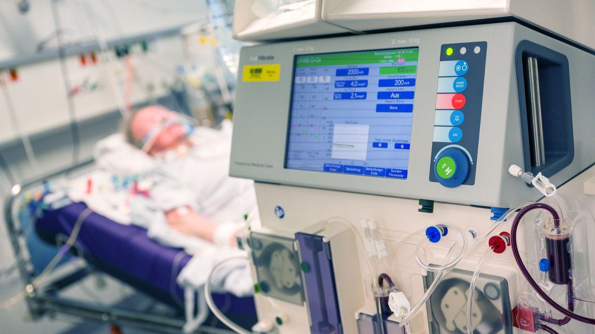 Die Krankenhäuser in der Nordoberpfalz haben angesichts steigender Corona-Zahlen aufgerüstet.