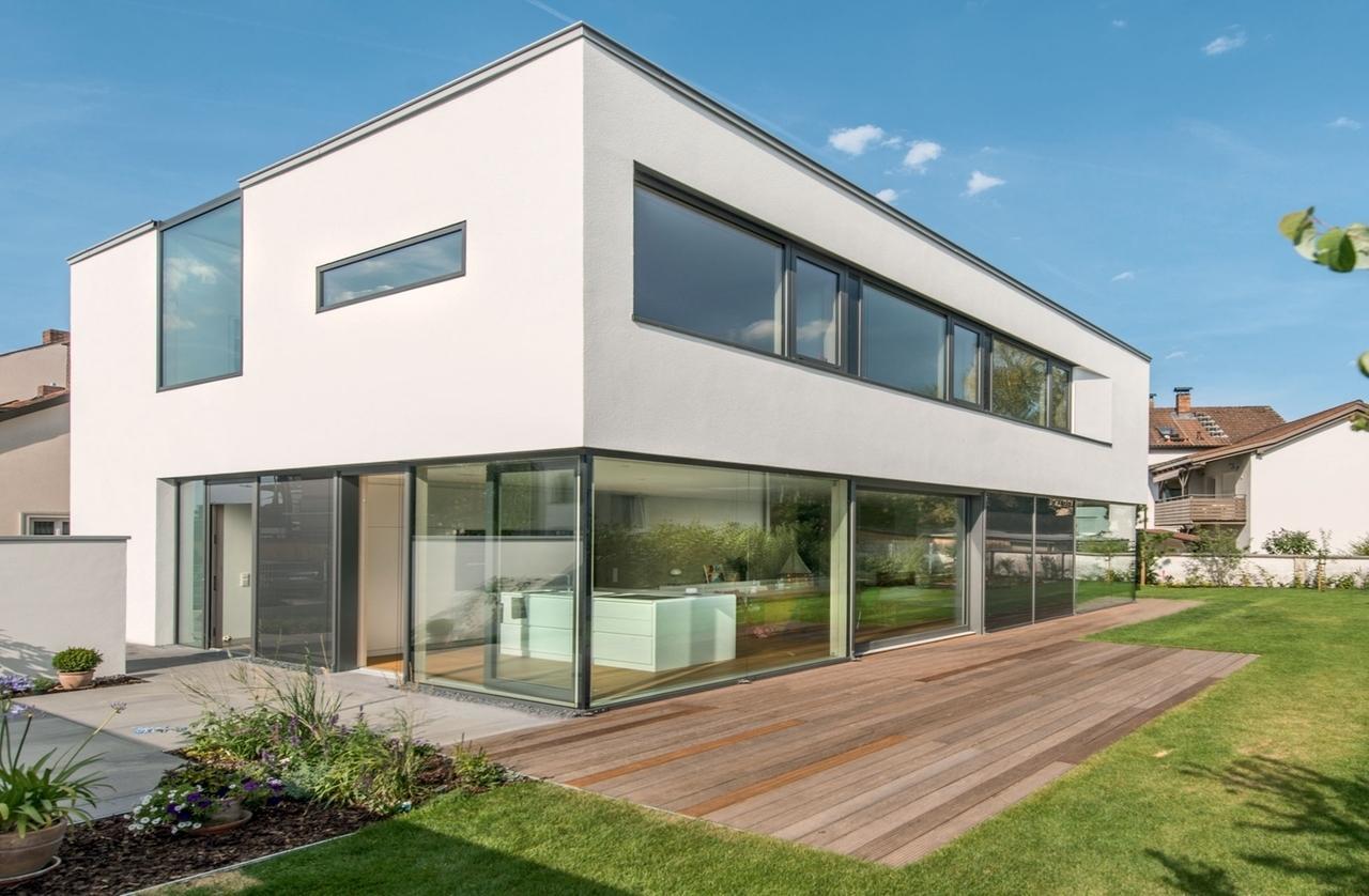 Traumhäuser : Ein Modernes Haus In Der Altstadt