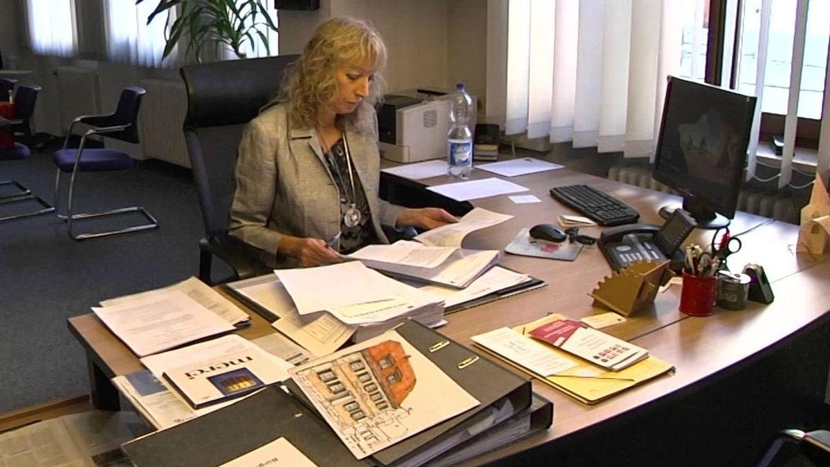 Bürgermeisterin von Leutershausen, Sandra Bonnemeier