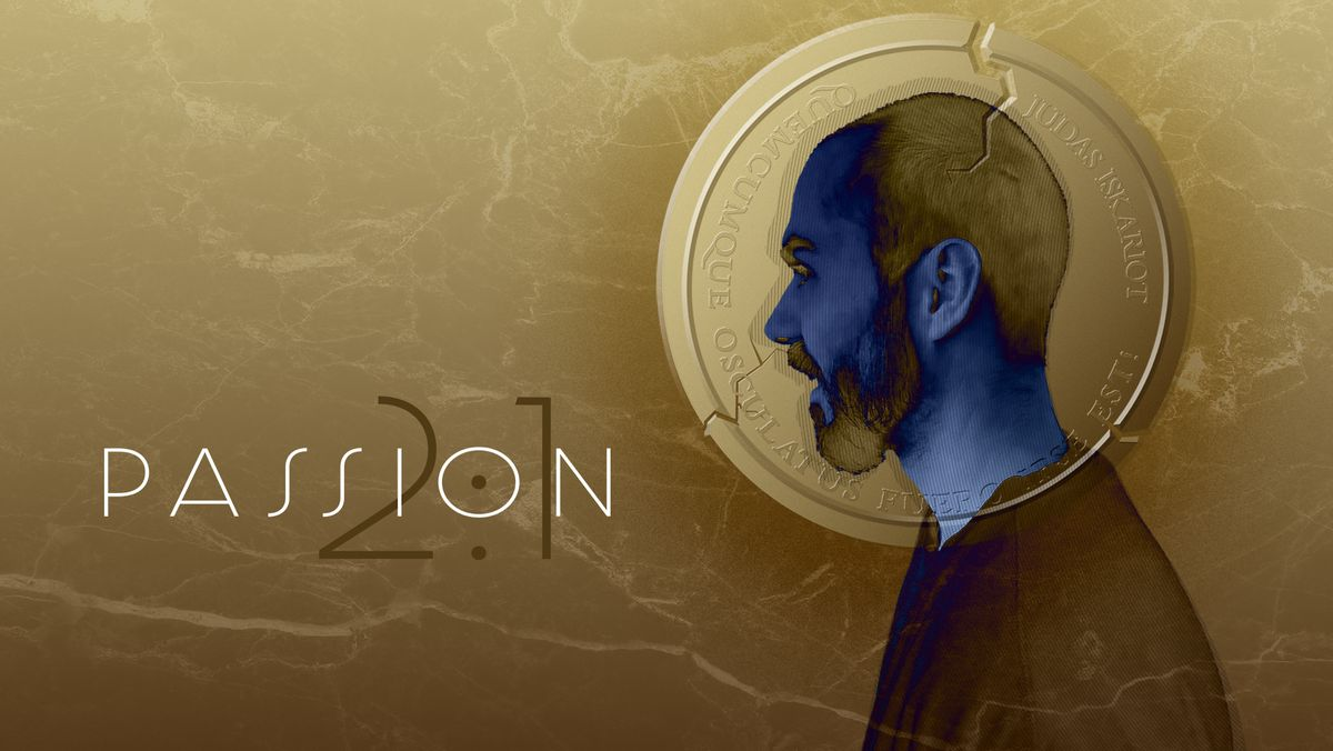 "Plakat zum Filmprojekt ""Passion 2:1"""