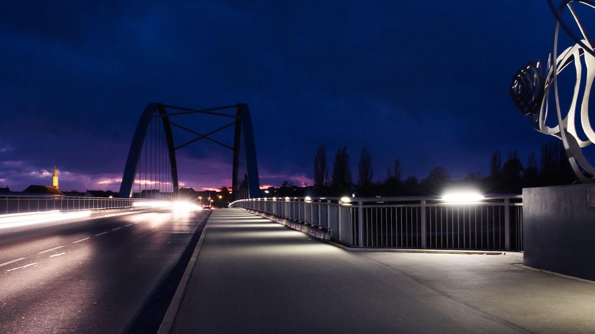 Mainbrücke bei Volkach