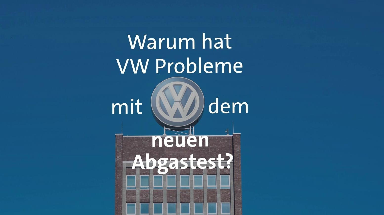 Volkswagen Hauptgebäude in Wolfsburg