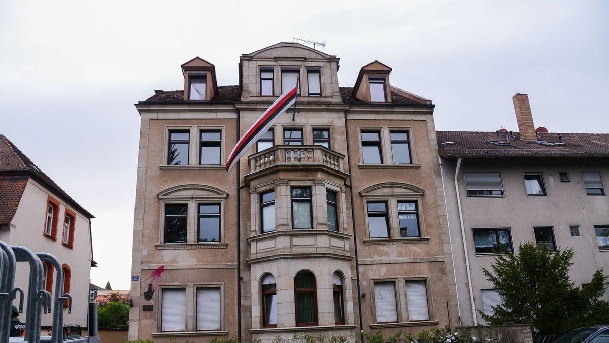 Haus der Erlanger Burschenschaft Frankonia