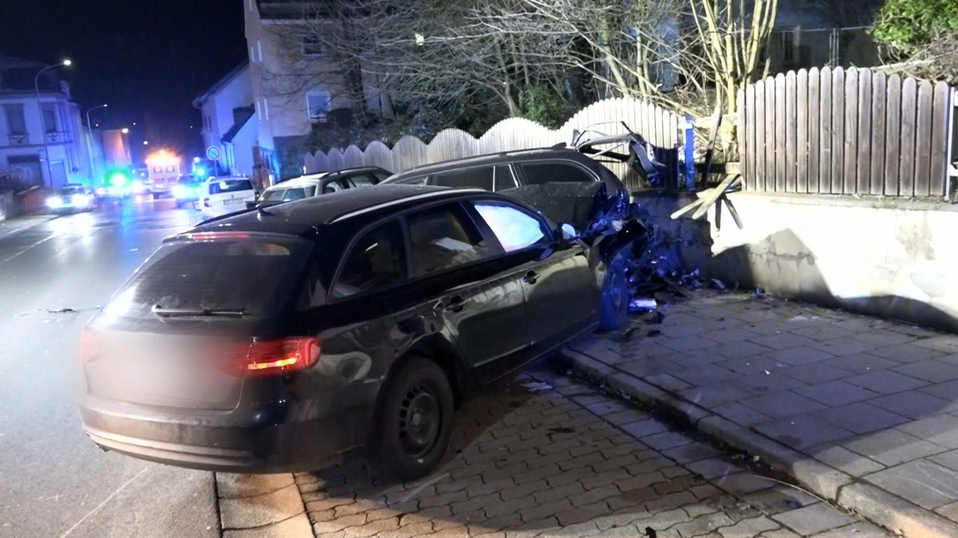 Vor einer Woche ist im oberfränkischen Selb ein Fußgänger von einem Auto erfasst und getötet worden. Jetzt stellt sich heraus: Der Unfall war offenbar die Folge eines illegalen Auto-Rennens.