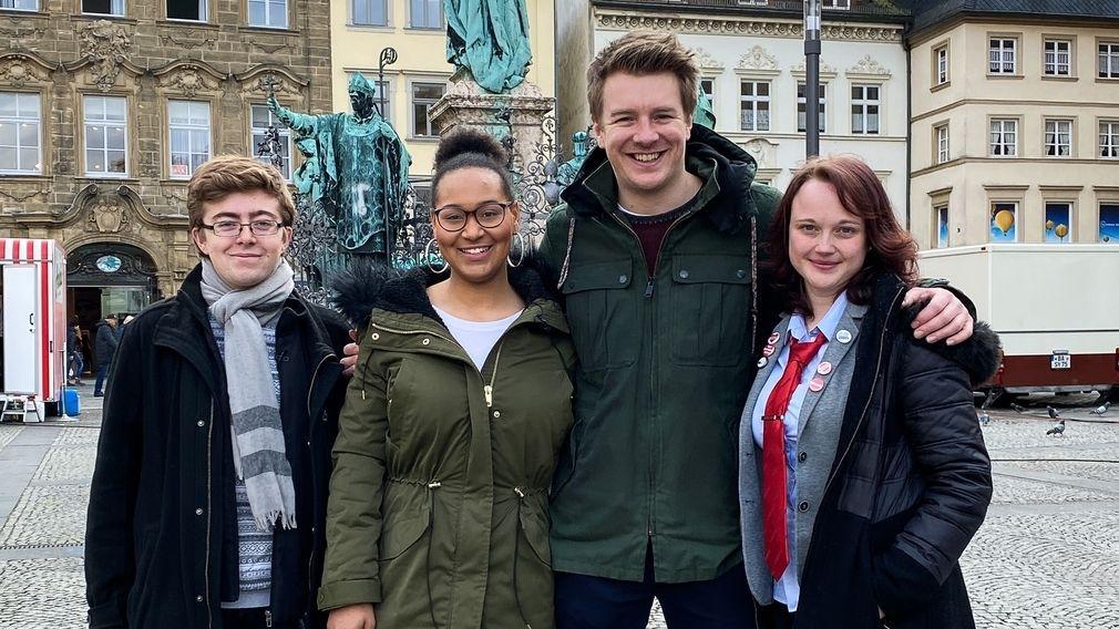 DemokraWie in Bamberg