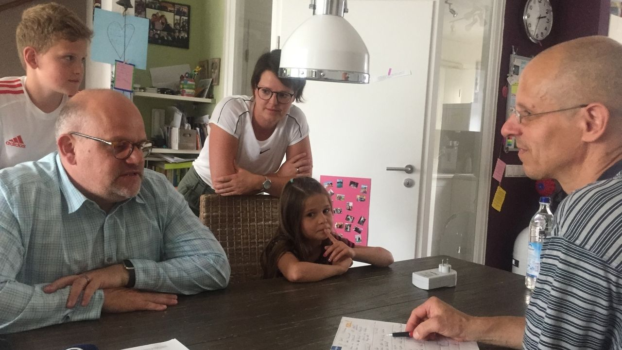 Klimaschutz zuhause: Energiecheck bei einer Allgäuer Familie