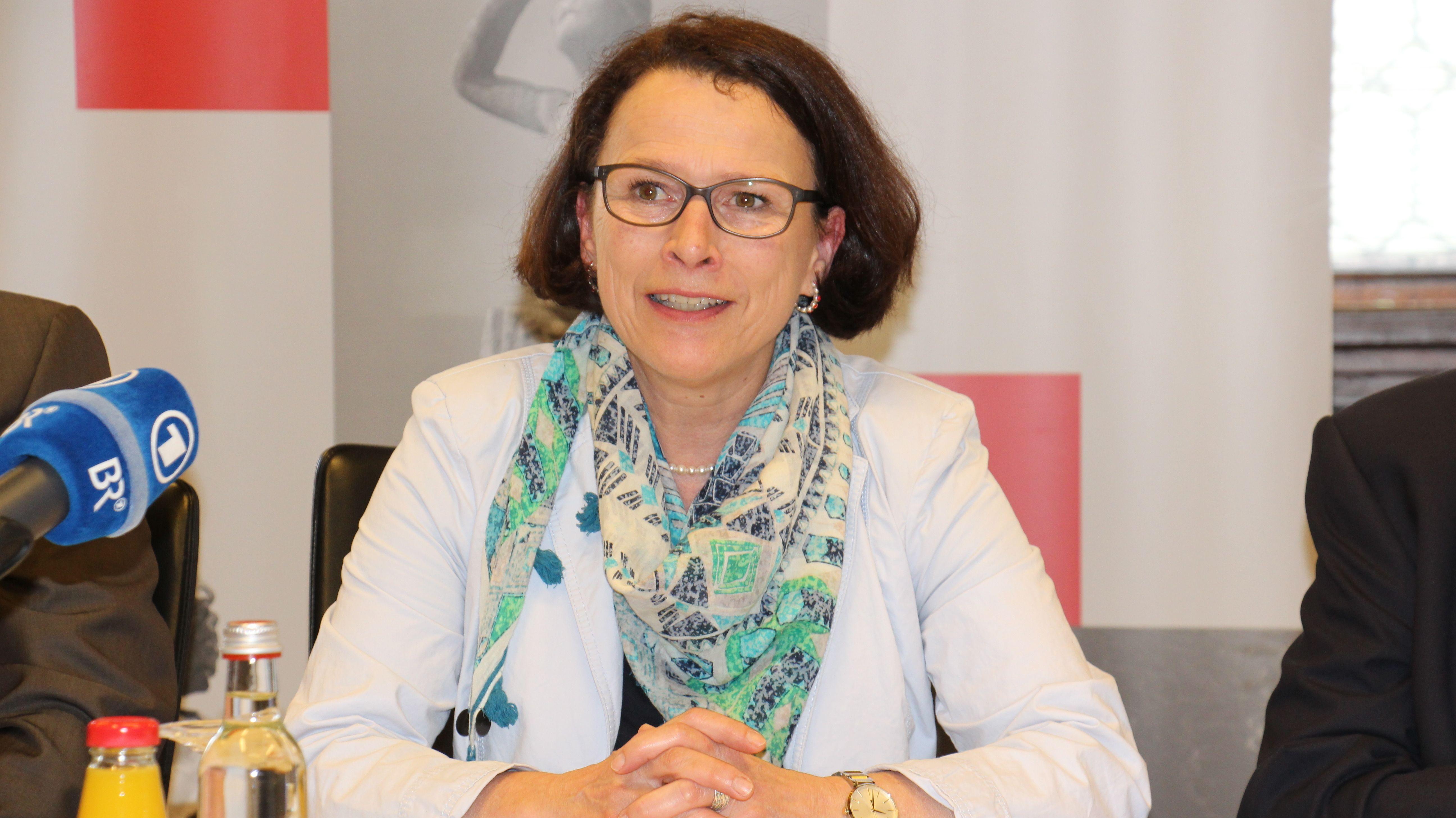 Regensburger Bürgermeisterin Gertrud Maltz-Schwarzfischer (SPD).