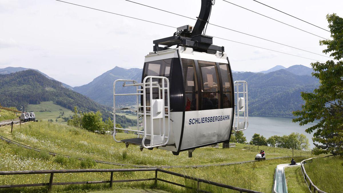 Seilbahn Schliersbergalm