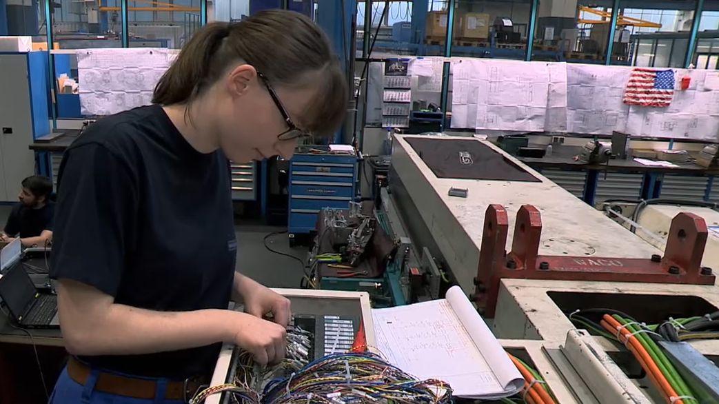 100 Jahre Maschinenbauer Waldrich
