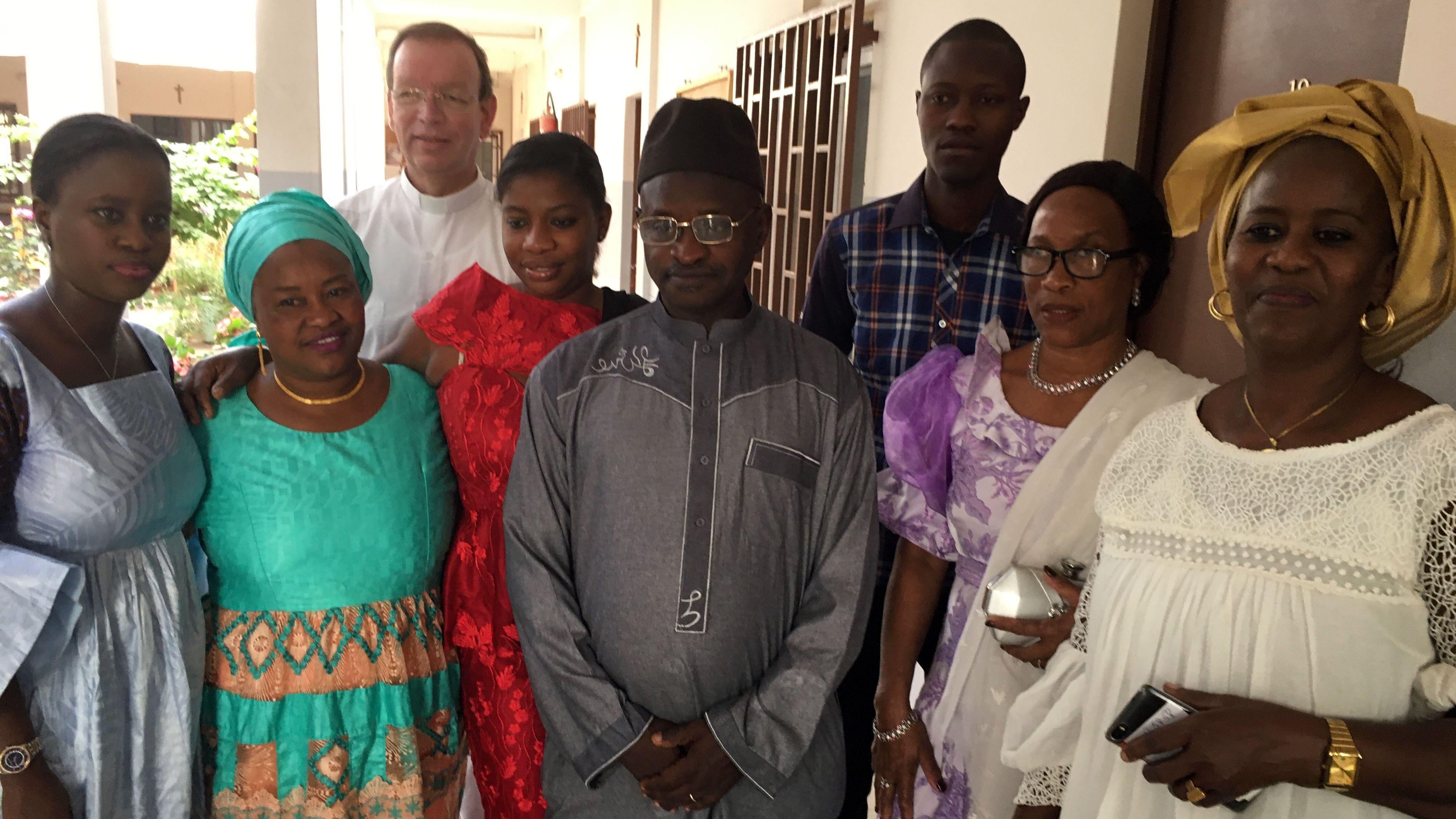 Christen und Muslime in Senegal