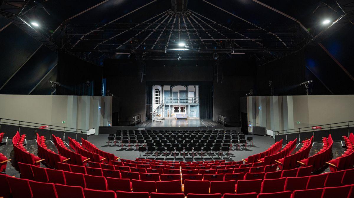 Theater-Spielstätte in Landshut