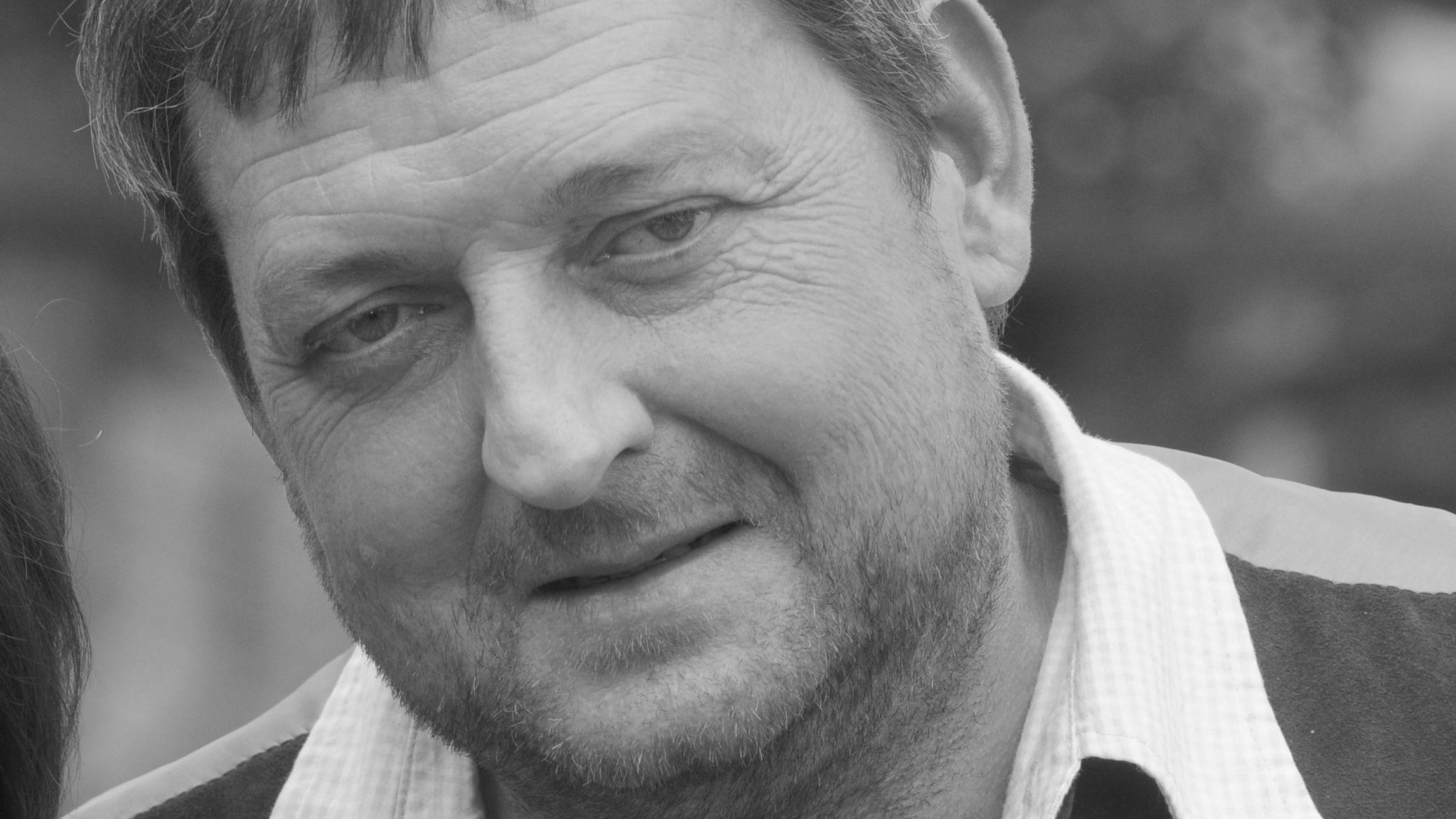 Trauer um Schauspieler Maximilian Krückl