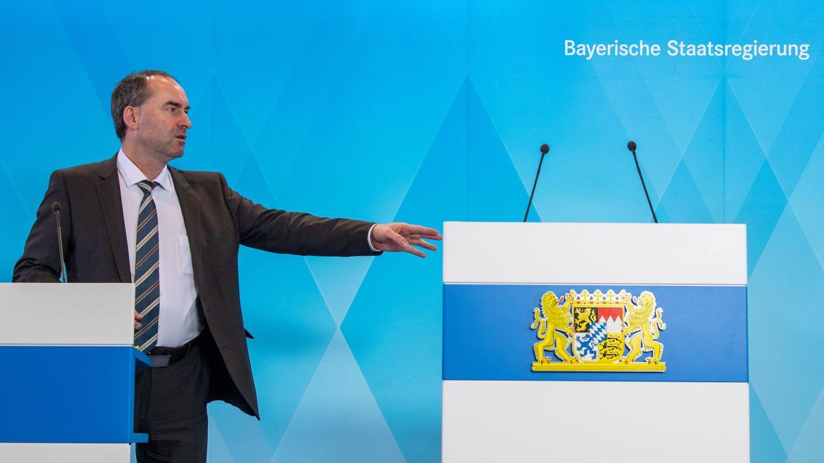 Wirtschaftsminister Aiwanger