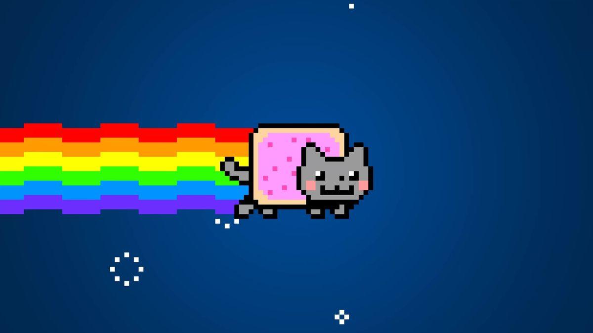 Das Meme Nyan Cat