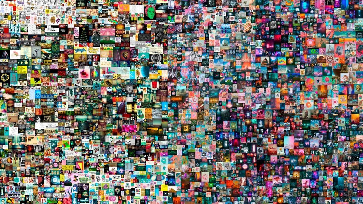 Auktions-Rekord für digitales Kunstwerk