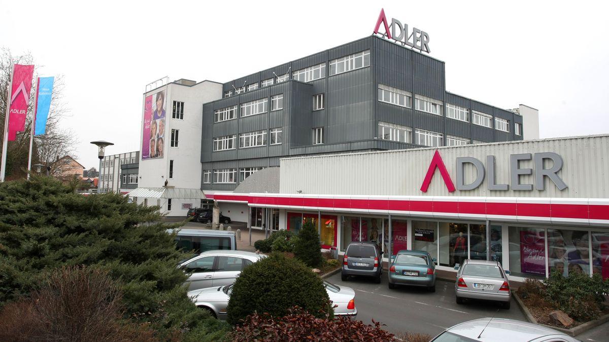Adler-Zentrale in Haibach