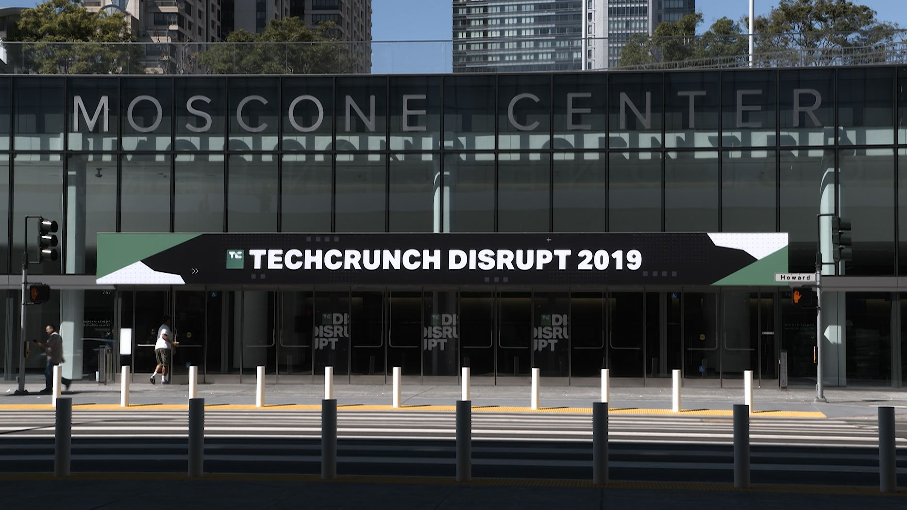 Start Up Messe TechCrunch Disrupt beginnt heute in San Francisco