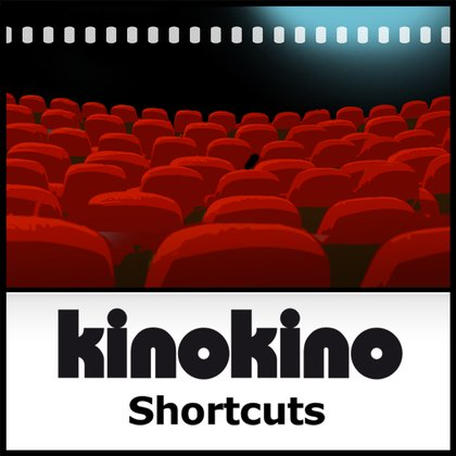 Podcast Cover Kino Kino-Shortcuts | © 2017 Bayerischer Rundfunk