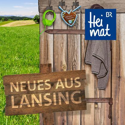 Podcast Cover Neues aus Lansing | © 2017 Bayerischer Rundfunk