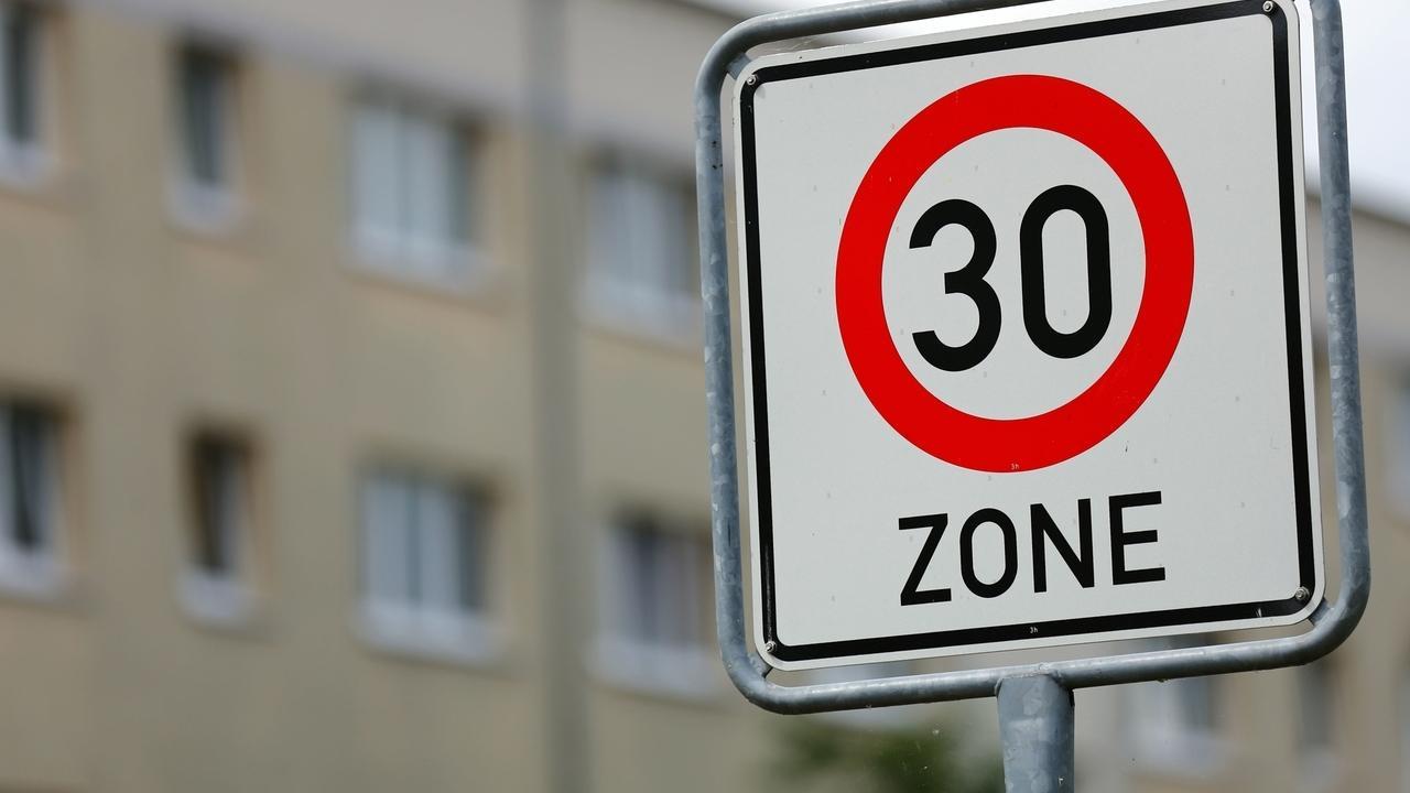 Tempo30-Zonen