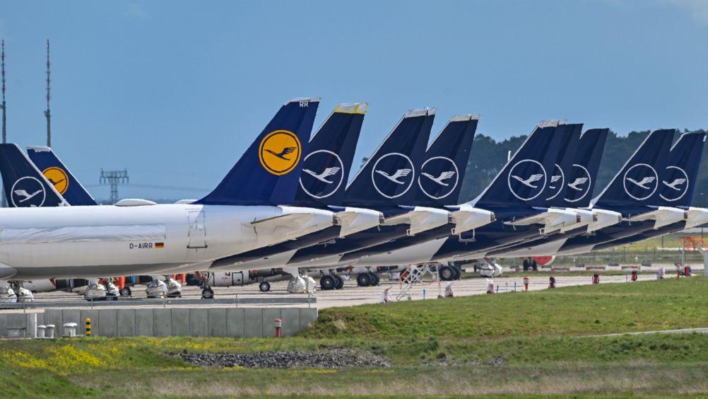 Die Lufthansa hat Gelder aus dem Wirtschaftsstabilisierungsfonds WSF erhalten.