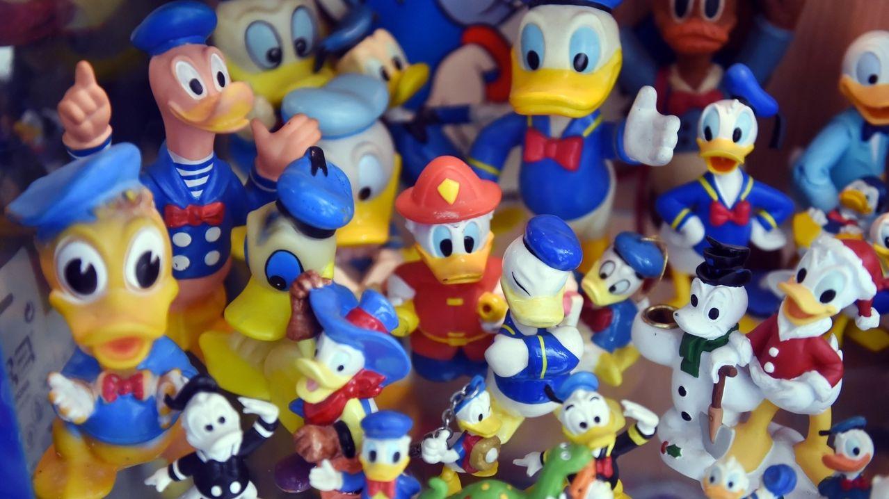 Donald Duck Feiert 85 Geburtstag In Oberfranken Br24