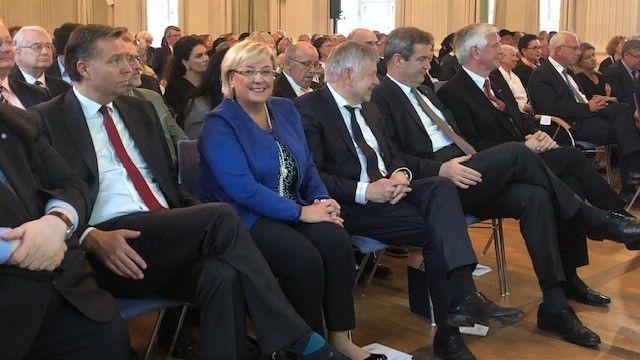 BdV feiert 60-jähriges Bestehen in Bayern am 8. November 2019