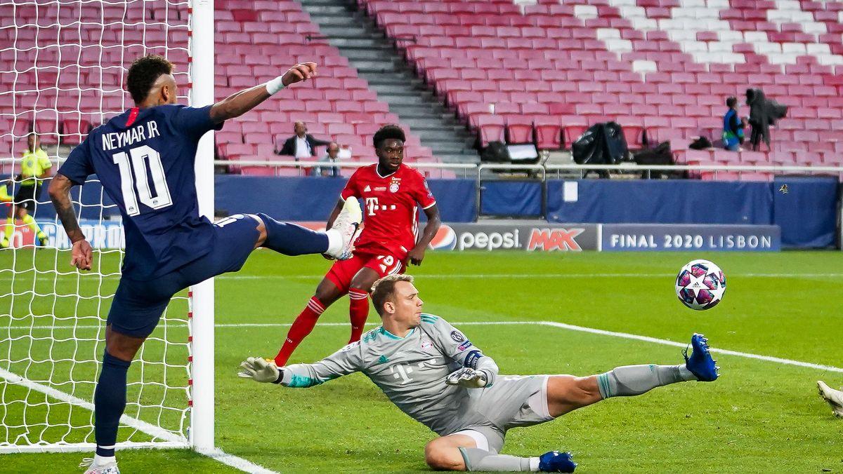 Manuel Neuer glänzte im Champions-League-Finale gegen Neymar und Co.