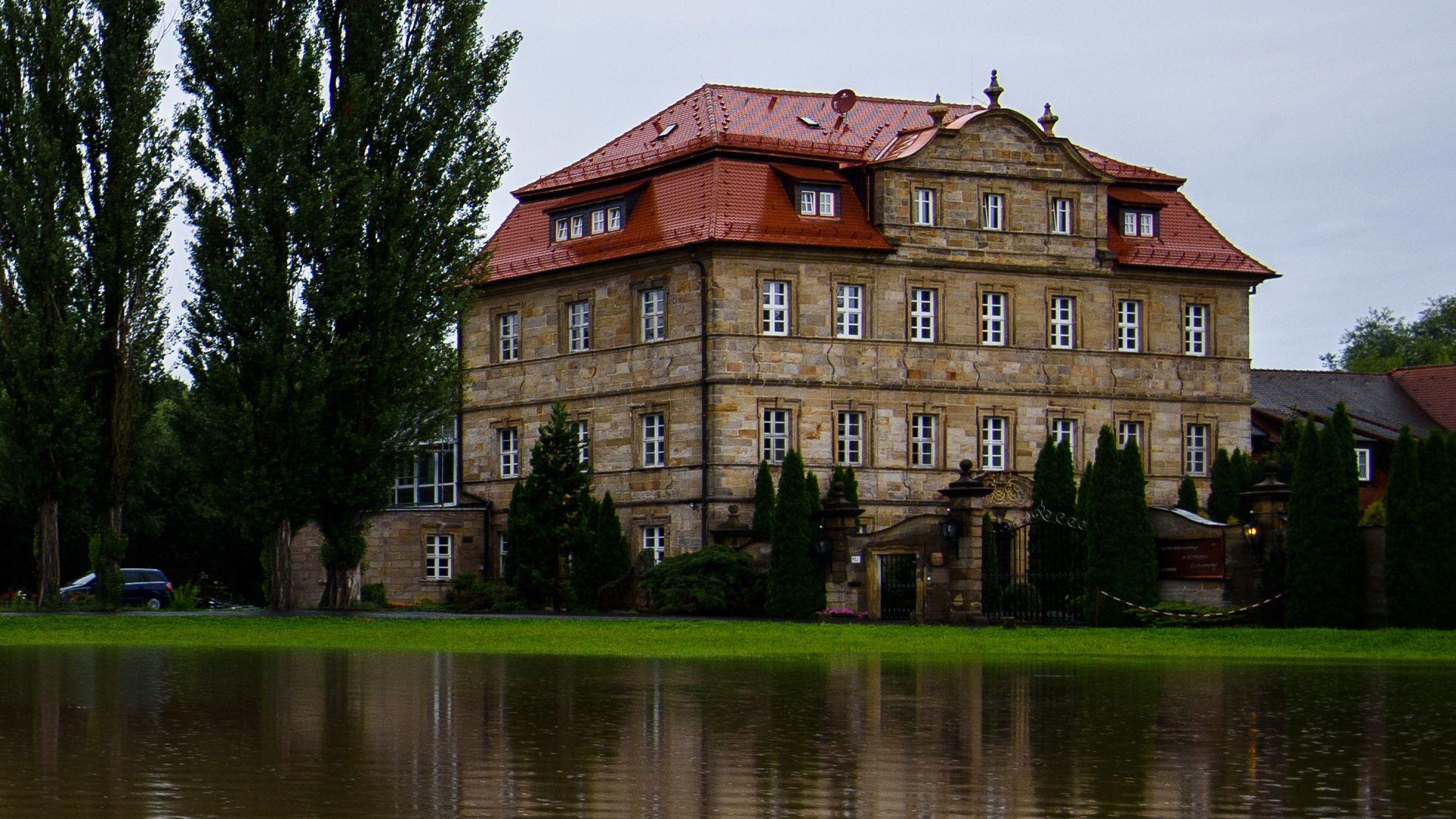Die Seniorenresidenz Schloss Gleusdorf