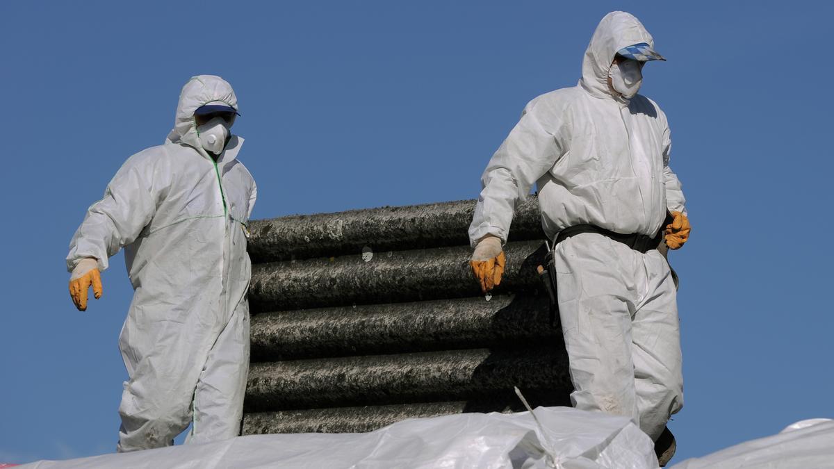 Asbest-Sanierung