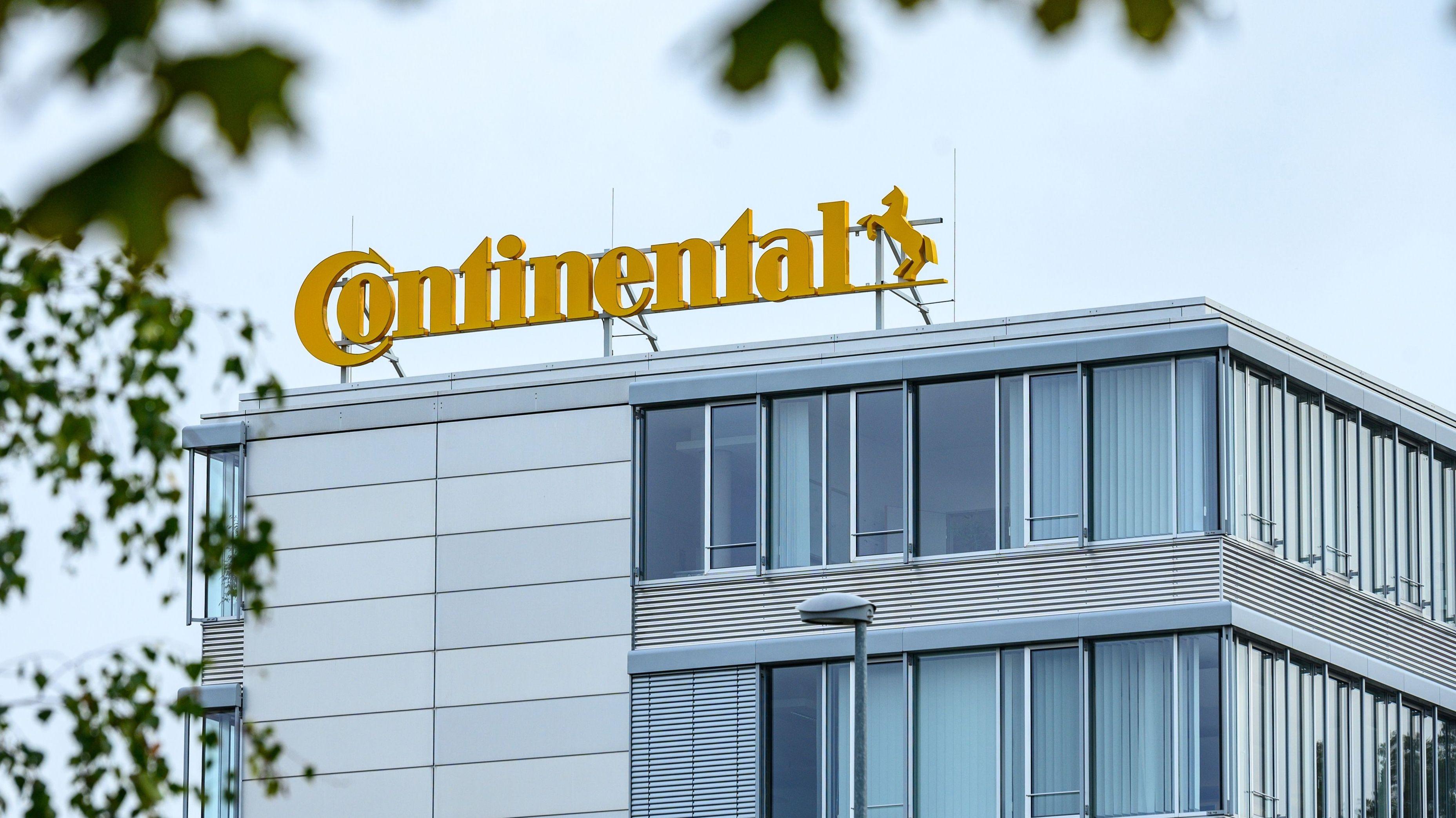 Das Continental-Werk in Roding