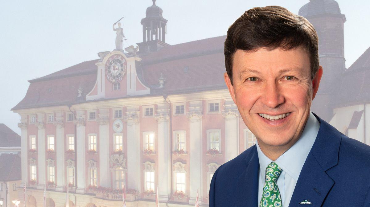 Jürgen Heckel ist neuer Bürgermeister von Bad Windsheim