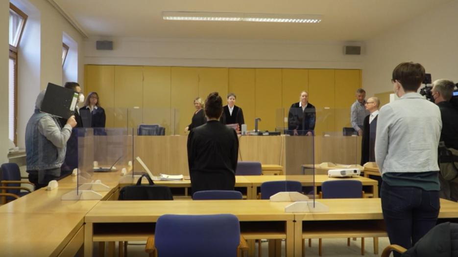 Prozessauftakt gegen 49-Jährigen am Landgericht Schweinfurt.