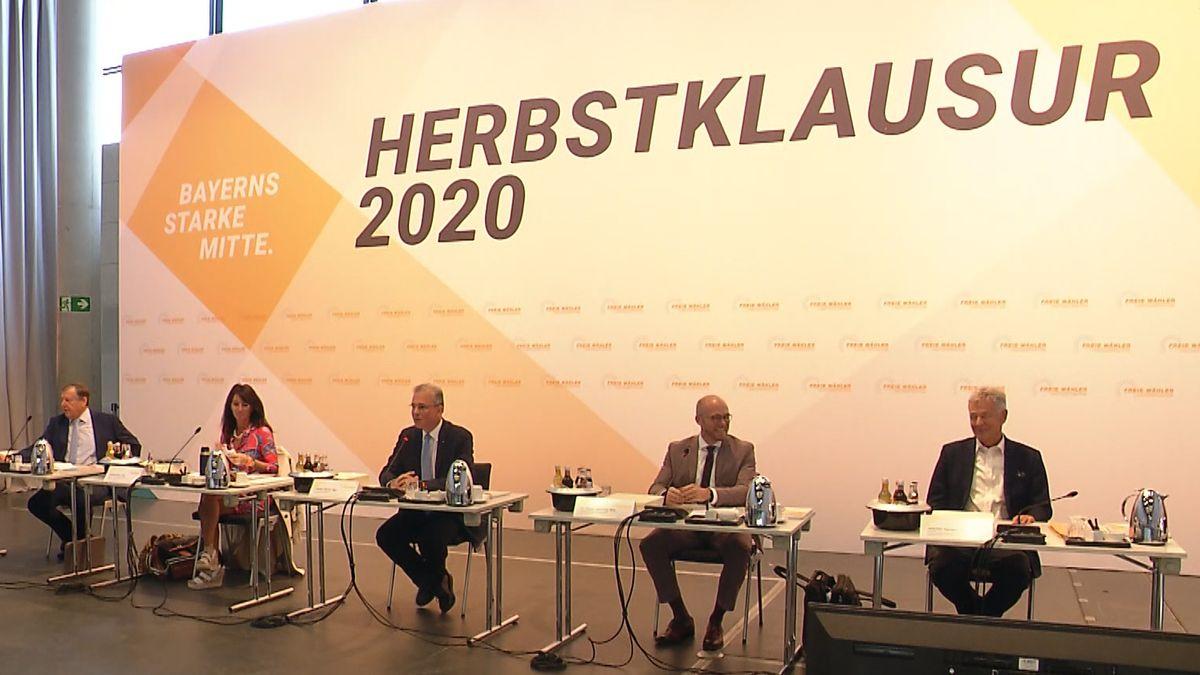 Herbstklausur der Freien Wähler in München