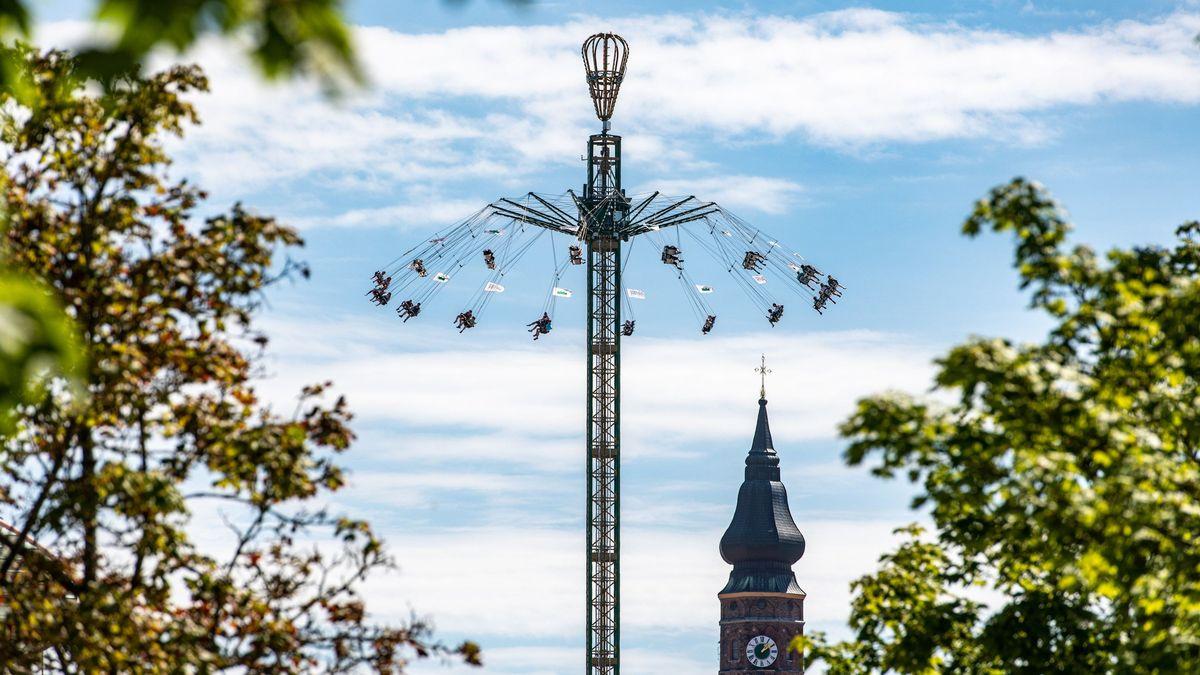 Bilanz Gäubodenvolksfest