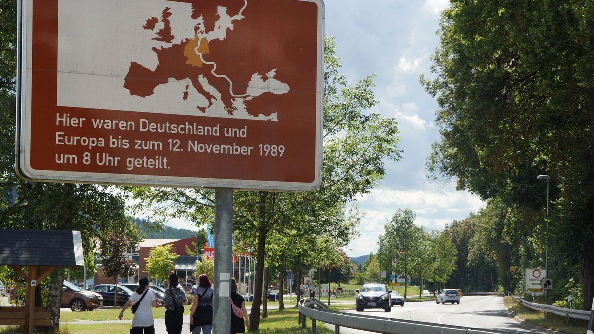 Spurensuche im bayerisch-thüringischen Grenzgebiet