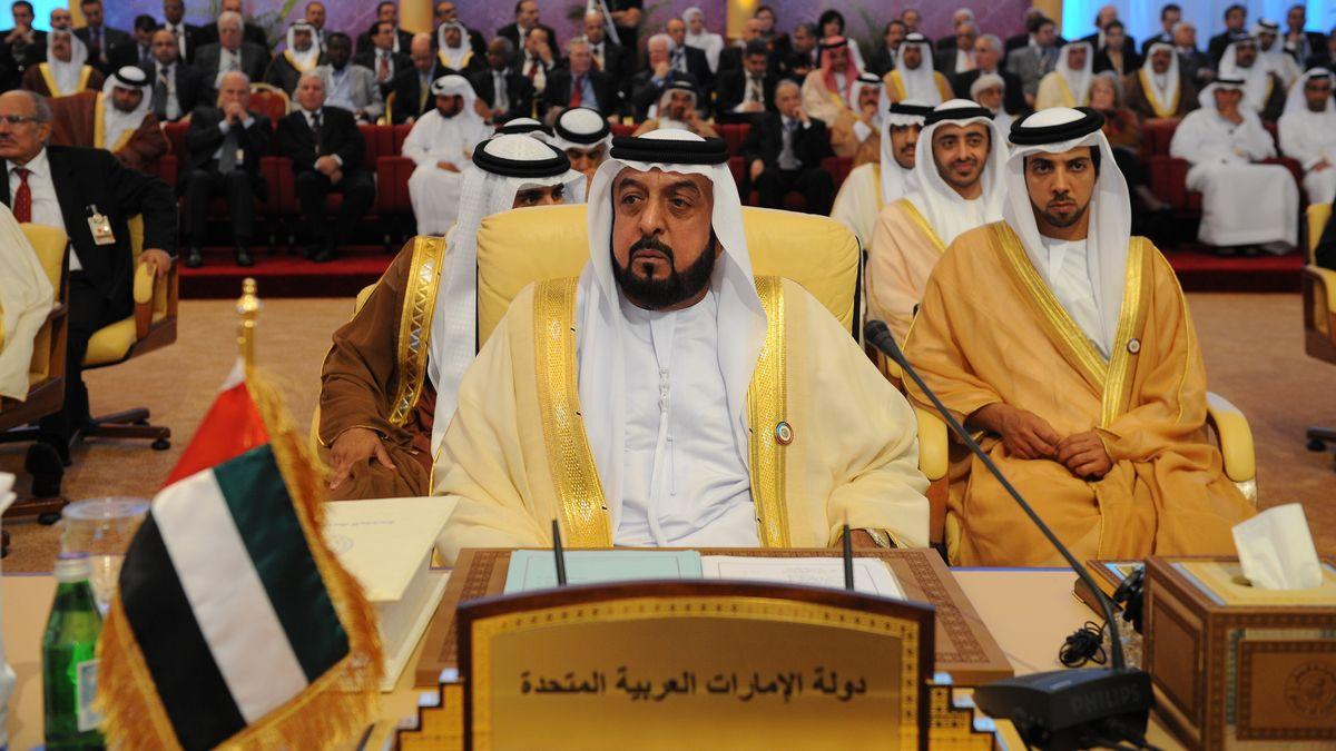Scheich Chalifa bin Said al-Nahjan