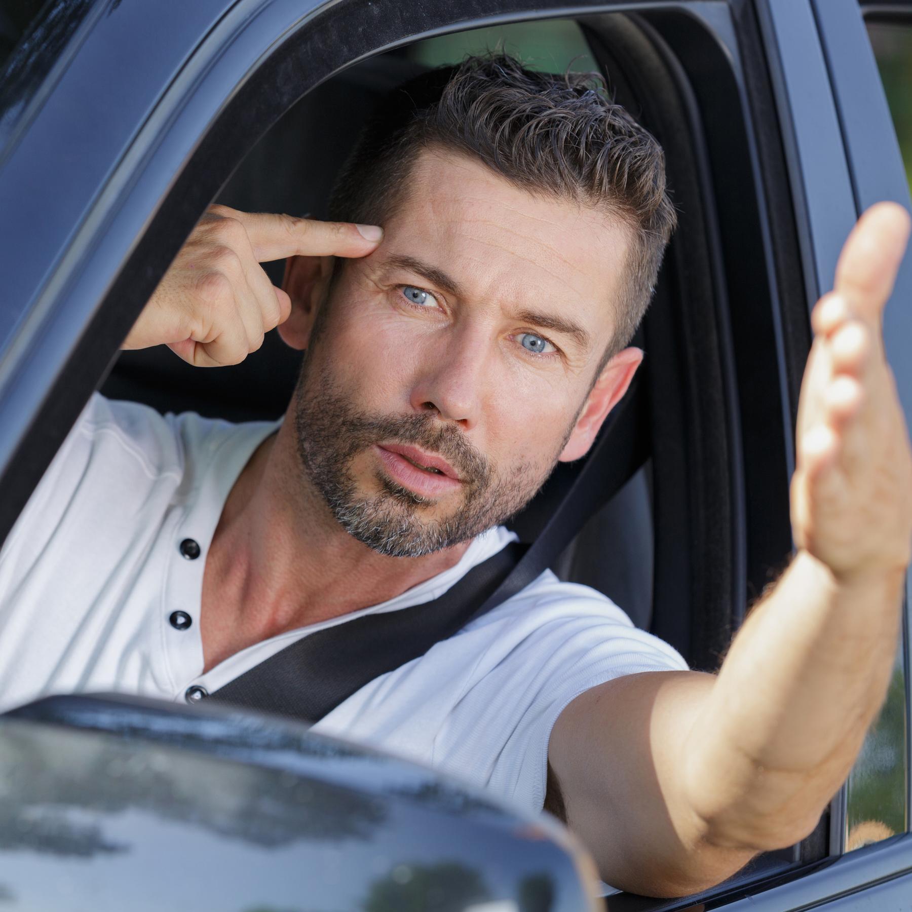 Moral im Straßenverkehr - Das Recht des Stärkeren?