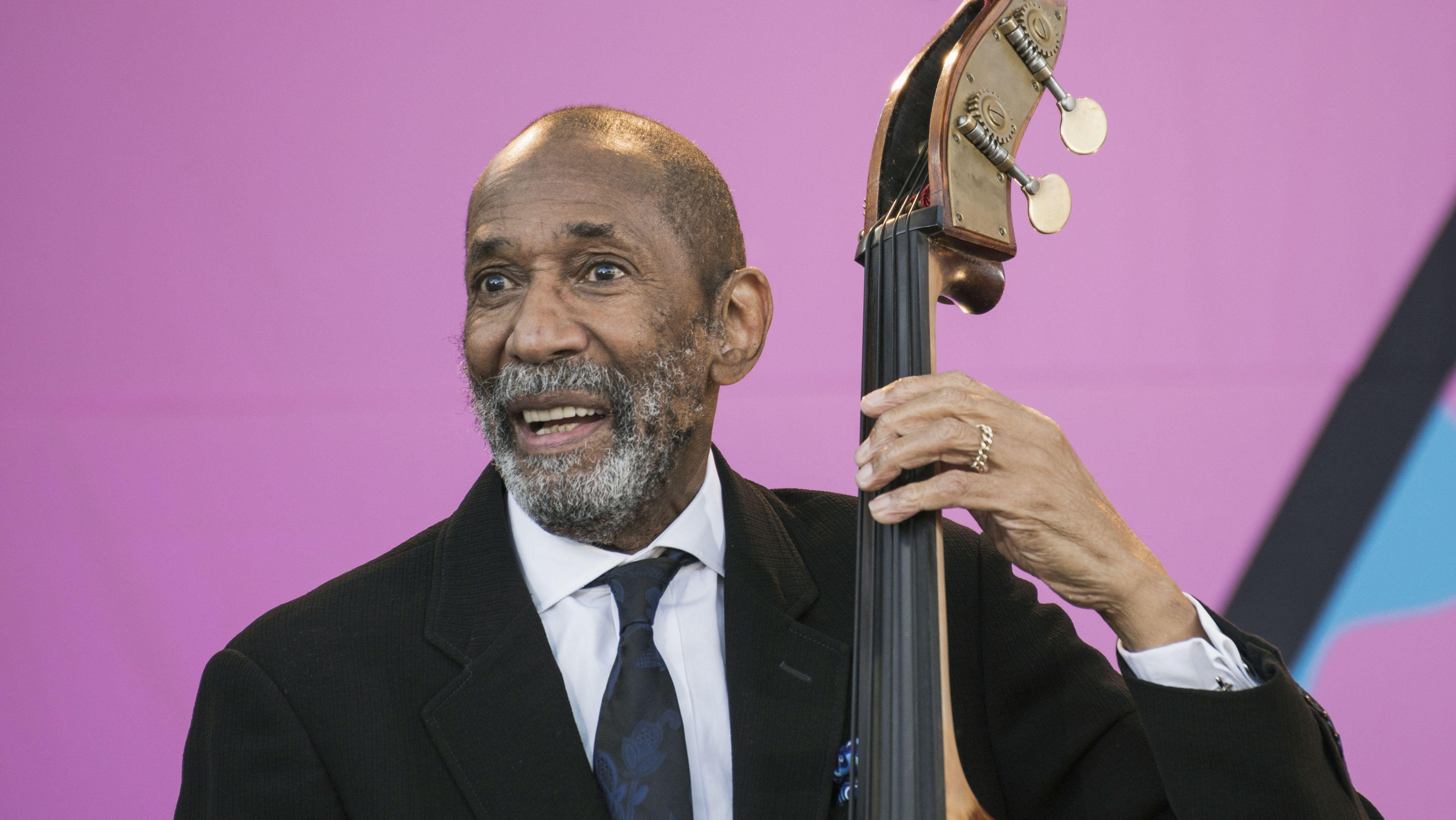 Jazz-Bassist Ron Carter