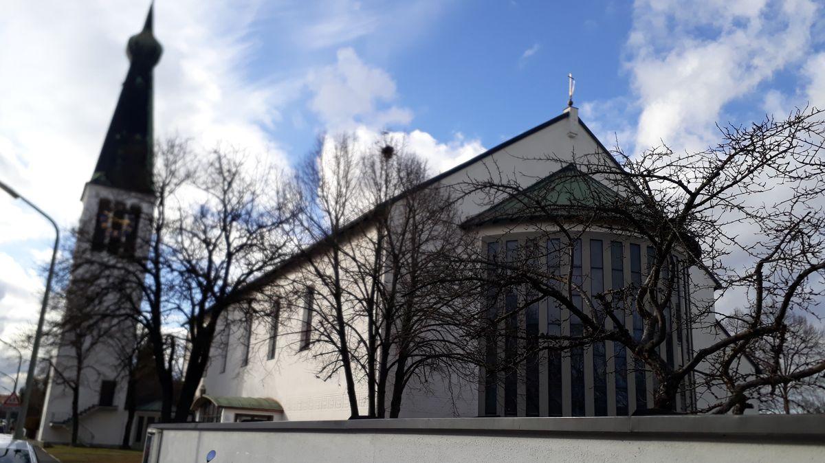 Pfarrei St. Konrad in Neuaubing, München.