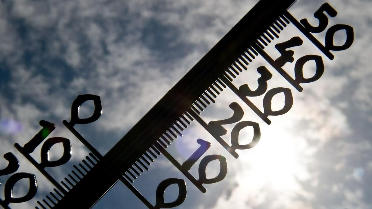 Thermometer (Symbolbild)