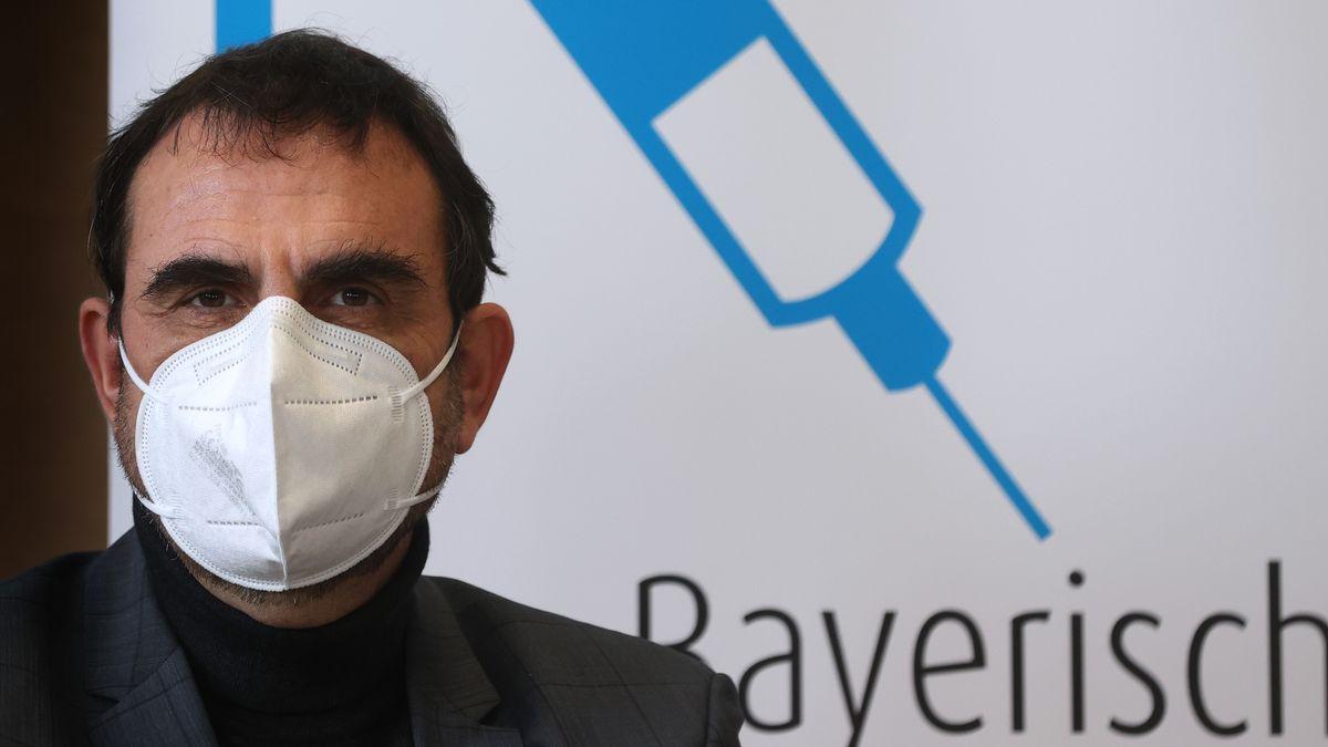 Bayerns Gesundheitsminister Holetschek