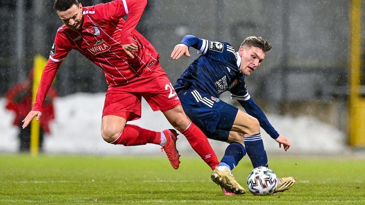 Türkgücü München -SpVgg Unterhaching