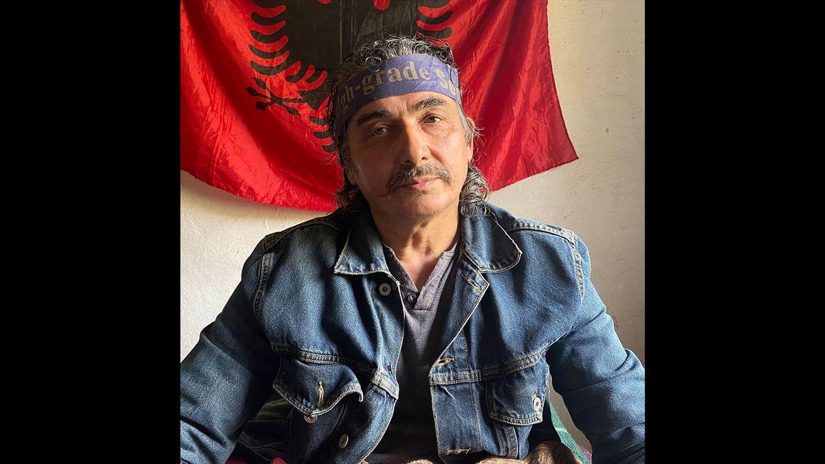 Huanito Martini aus Shkodra verbrachte 11 Jahre in den Gefängnissen Spaç und Qafë Barit. Er ist von der Politik sehr enttäuscht.