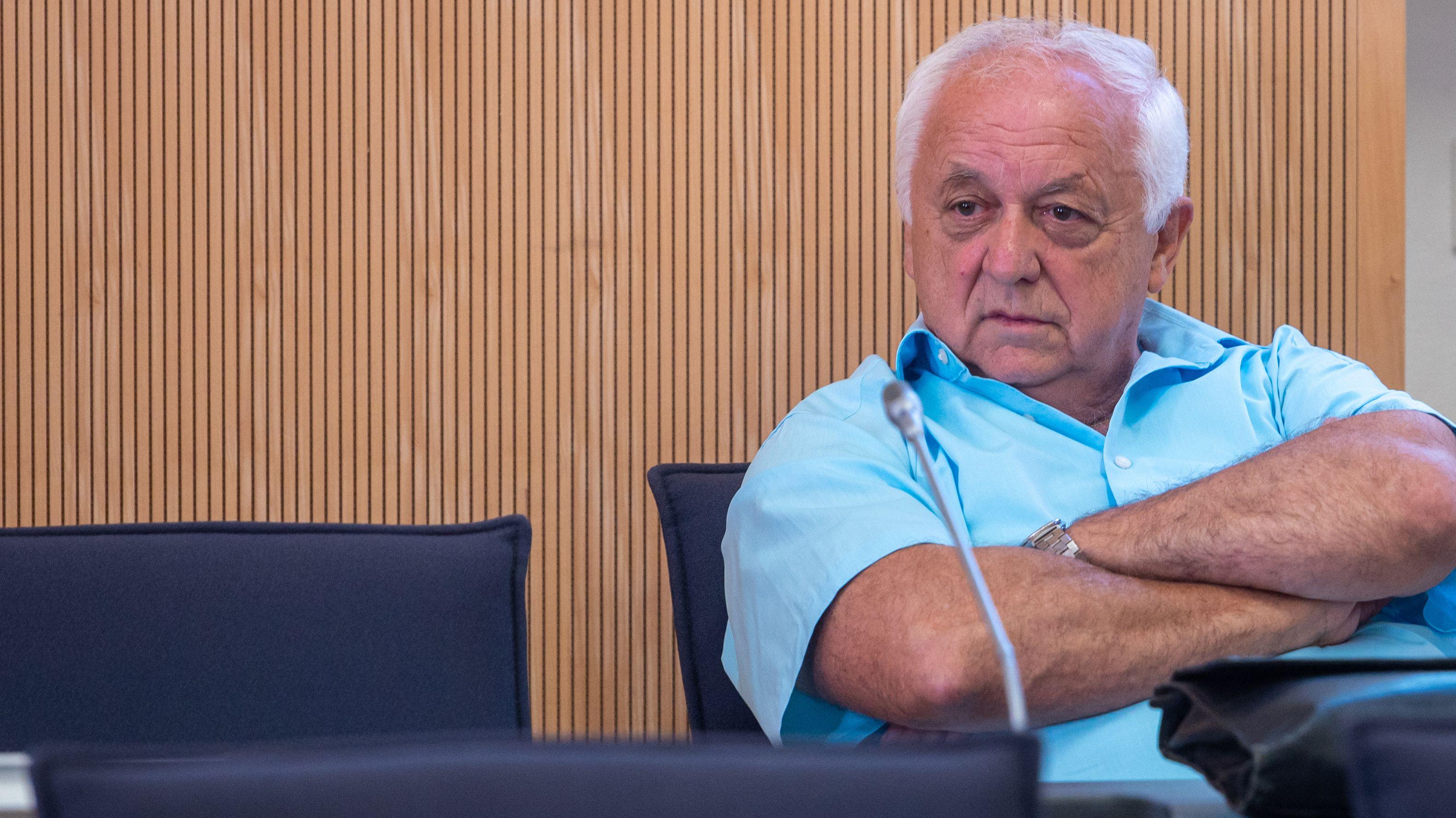 Der frühere SPD-Fraktionschef im Stadtrat, Norbert Hartl, wurde freigesprochen. Als einziger Angeklagter strebt er keine Revision an.